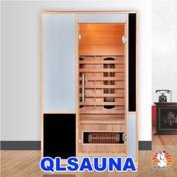 2 weites Infrarot-Sauna der Personen-Sauna-Kabine-Kohlenstoff-Heizungs-E2