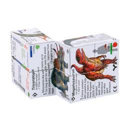 7cm publicidad corporativa Logotipo de la impresión personalizada de plegado magnética del cubo de la imagen Magic