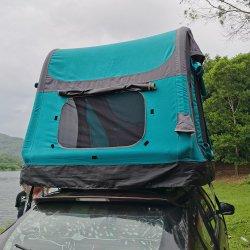 Tenda gonfiabile di campeggio del tetto dell'automobile della tenda della parte superiore del tetto del veicolo della persona 4X4 del commercio all'ingrosso 2