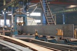 高品質セクション鋼鉄によって溶接されるHビーム構築の鋼鉄