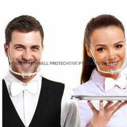 Dekking van de Hygiëne van de Milieubescherming van het Voedsel van de Chef-kok van de Schoonheid van het Hotel van de catering de Transparante Plastic