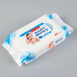 Cuidar do bebê anti-séptico limpeza limpeza úmida de produtos para bebé