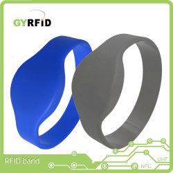 Uhr-Marke der Nähewristbands-RFID für Baustelle (WRS05)