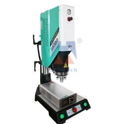Ultrasondの自動調整機能のプラスチック溶接機