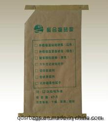 Nieuw Materiaal Kraft Chemical Pp Woven Papieren Zak