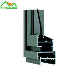 옥외 알루미늄 LED 단면도 방열기 알루미늄 단면도 알루미늄 Windows