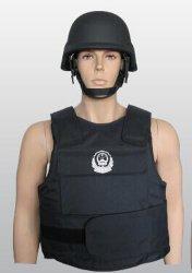 Ballsticの証拠の快適な軍隊は衣類のベストを使用する