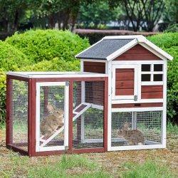 أوكازيون ساخن Natural Wood House Pet Supplies Small Animals House كووب الدجاج