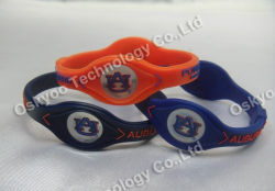 Bandas de energia personalizado equilíbrio pulseiras de energia (P5700)