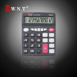 Business、SalesまたはOfficeの12のディジットDual Solar Power Desktop Finance Calculator