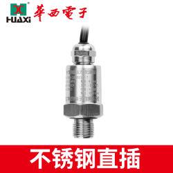 Aire de alta calidad del sensor de presión de combustible el nivel de aceite PT-100 para la medición de presión de barro