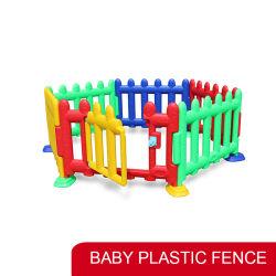 Bambino giocattolo di plastica del bambino di gioco di sicurezza di Yard plastica di fence Playpen Bambini Grande Baby Playpen Parco giochi al coperto