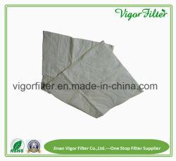 Filtro de Mangas Pocket Media de Material de fibra sintética