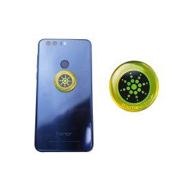 5g Emf Blocker ноутбук кожи золотой сотовый телефон против радиации на наклейке