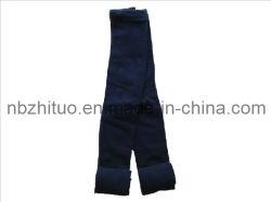 Señoras Mallas tejido de algodón de la Marina (ZT-LT-015)