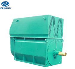 Gabbia di scoiattolo ad alta tensione a tre fasi di serie di Ykk grande elettrica/tipo di raffreddamento Air-Air asincrono codice categoria motore 600kw di Electrical/AC/DC di protezione di 6kv IP55