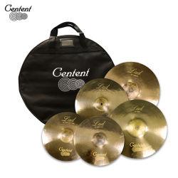 Insieme Handmade sano luminoso del Cymbal del timpano di serie del ragazzo dei Cymbals di Centent dei Cymbals dei Cymbals B20 delle tastiere elettroniche dei piani dello strumento musicale della chitarra elettrica