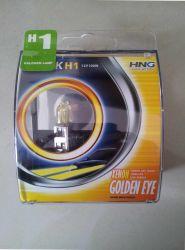 Longa vida útil das lâmpadas de halogéneo automotivo H1 Lâmpada de halogéneo por grosso