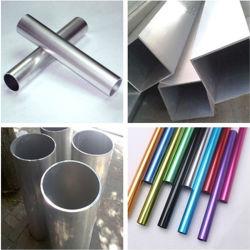 Il tubo di alluminio senza giunte di precisione/tubo di alluminio, tubo della lega di alluminio per l'automobile/l'aeronautica parte (2011 2024 3003 3005 5052 5083 5086 70758011)