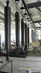 Eslabón superior el cilindro hidráulico con extremos esféricos para Nueva Zelandia Hincapostes