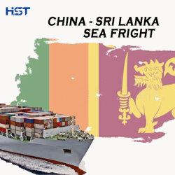 Seeschifffahrt von China nach Colombo Sri Lanka Logistics Service