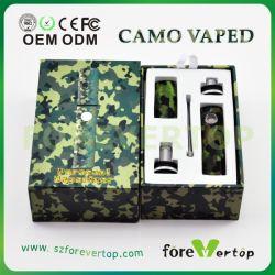 Forevertop의 가장 새로운 Design Camo Camouflage Vaped Mini Wax Vaporizer Only Made