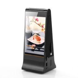 FYD-868SD は、 7 インチ Android テーブル広告看板キオスクを新たに発売しました プレーヤー