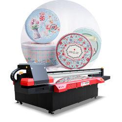 Printer van het Effect van het Grote Formaat van MT de Digitale 3D UVdie Flatbed voor Druk van de Ceramiektegel van het Glas de Houten wordt gebruikt