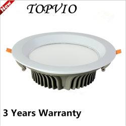 Lampe à réflecteur LED Salle de bains intérieure de la Lumière 10W Downlight LED IP65