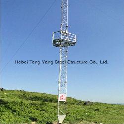 """صنع في الصين برج الاتصالات الصيني """"جويد موست توبيولار ستيل لاتيس"""""""