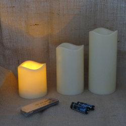 LED-Kerzenleuchten mit Universal Remote Controls
