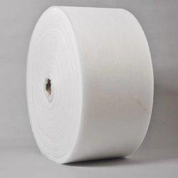 Tendo em Bom Preço KN95 Mask Heat-Bonded filtrados de ar quente do distribuidor de algodão não descaroçado não tecidos para N95 matéria-prima do Filtro