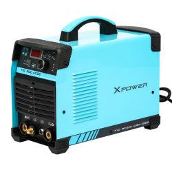 Inversor IGBT pulso MCU TIG/MMA AC soldador DC LED 250A