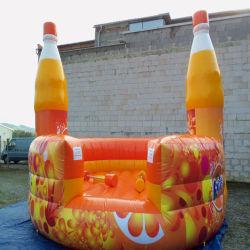 Cheap Platon bâche en PVC Club gonflable Jumping Chambre Inflatable bouncer