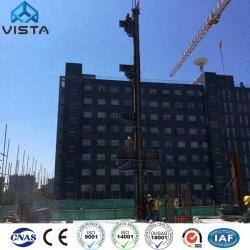 Низкая стоимость доступных отрасли промышленности коммерческих сборные модульные практикум складских помещений офисного здания стальной каркас структур