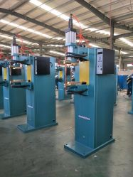 Dingju スポット抵抗溶接機設備空圧点凸ステンレス スチール銅アルミ溶接機 (DTN シリーズ )