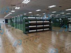 Utilizar máquinas de fiação têxtil, 1- Máquinas de cardagem lã 2- Caixas Gill Nsc Lã-Máquinas de cardagem.