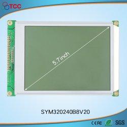 5.7inch einfarbiges LCD Fingerspitzentablett für Instrumente