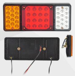 La parte posteriore eccellente dell'indicatore luminoso di Dongfeng 140 illumina rosso/bianco/colore giallo