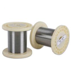 Nitinol Cable Flexible de níquel de vástago de la aleación de titanio para la pesca de hielo flotante polo