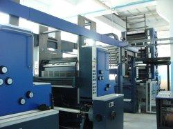 آلة طباعة الكتب على الويب Solna D300K-F400K مع قطع 546