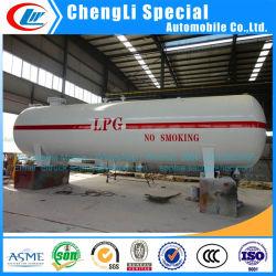 China LPG Becken Hight Pressur der ISO-Becken-50m3 LPG kugelförmiges Becken-China-LPG Becken des Zylinder-LNG vertikales Becken-Gasdruck-Becken LPG-Mounded, das Becken kocht