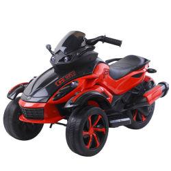 2020 Hot Kids Ride sur moto alimentée par batterie 6V 3 Roues vélo électrique sur le véhicule avec la musique pour les enfants des projecteurs