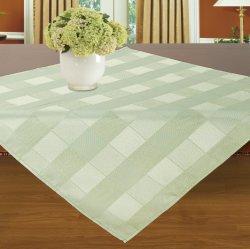 Banheira de venda diferentes texturas à prova de algodão e linho jantar personalizado pano de mesa