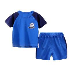 Vestiti dei bambini di stile del vestito di sport di gioco del calcio con i vestiti del bambino di molti colori