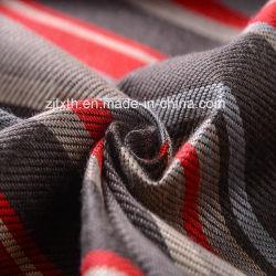 Mélange de polyester et de la laine canapé Tissu pour un Coffee Shop