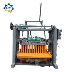 Qt4-35A Simple Production Block Molding Machine Sit값싼 Block Machine Small 대규모 홈 산업