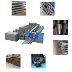 Vergalhão de boa qualidade Máquina de processamento de serragem Zdtd Multifuncional Encadeando desagradável polir