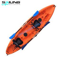 La Chine fabricant de 3 personne de la pêche pour la vente de canoë kayak Touring