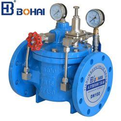 Approvisionnement en eau de l'industrie à réduire la pression du distributeur, DN200